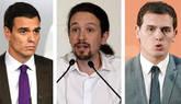 Sánchez abordará con Iglesias y Rivera el escenario post-electoral