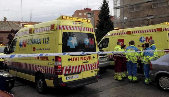 Mueren tres jóvenes en Móstoles por inhalación de monóxido carbono
