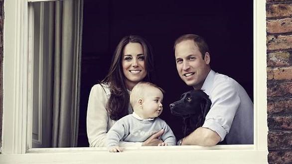 Los duques de Cambridge siguen a la espera del nacimiento de su segundo hijo