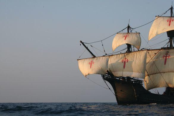 La aventura naval de la vuelta al mundo de Magallanes y Elcano, en la app de arte de Google