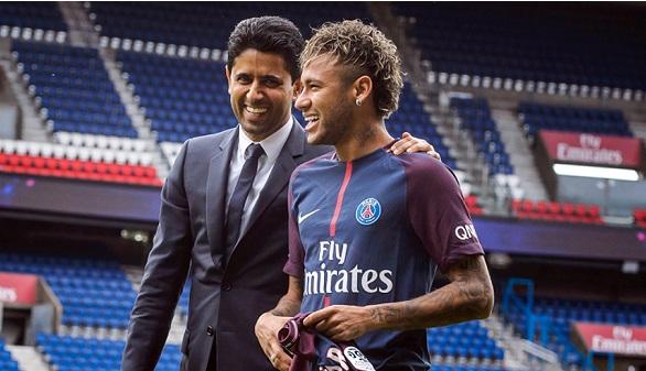 Suiza imputa al presidente catarí del PSG y Francia investiga a Bein Sports