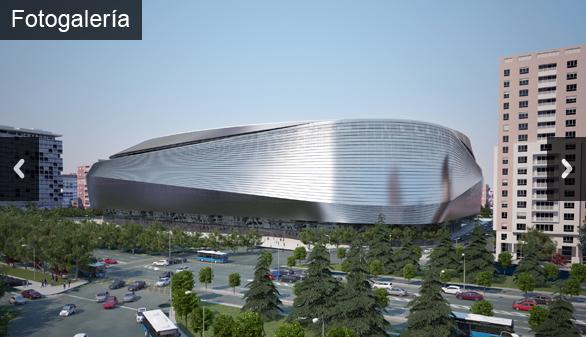 Presentado el proyecto para el nuevo Bernabéu: vanguardia y funcionalidad