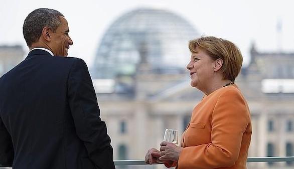 EEUU espió a París y a la Comisión Europea con la ayuda de Berlín