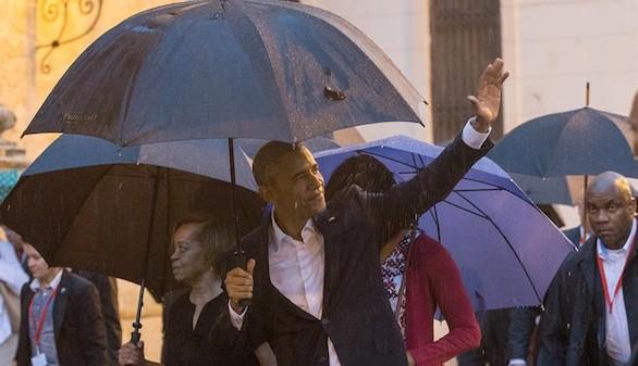 Obama espera que su visita sea solo
