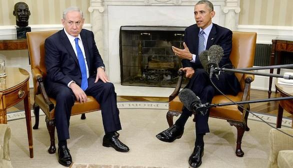 Obama y Netanyahu 'aparcan' Irán