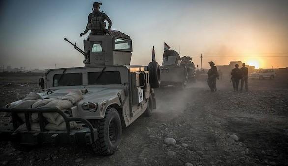 Gran ofensiva por tierra y aire contra Daesh en Mosul