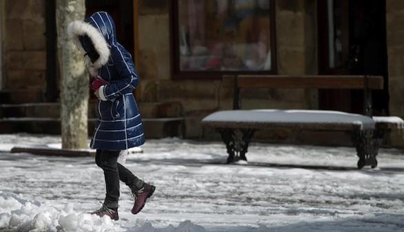 Ahora sí, llega el invierno: 13 comunidades en alerta y hasta 10 grados bajo cero