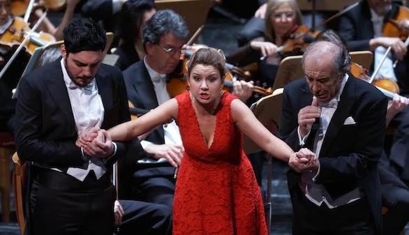 Crítica de ópera. Una fugaz Luisa Miller protagonizada por un magnífico elenco