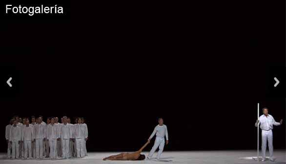 La gran ópera de Schönberg Moisés y Aarón, en el Teatro Real