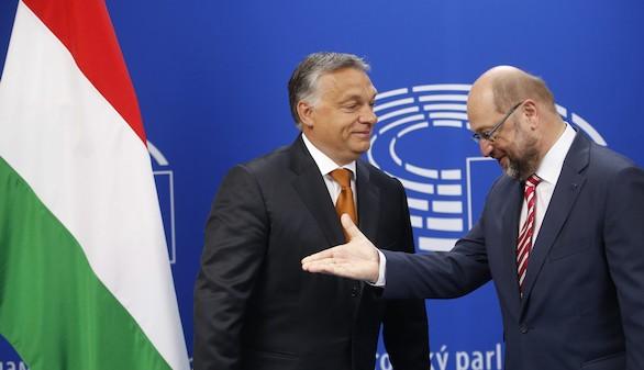 Hungría asegura que la crisis migratoria es 'un problema alemán'