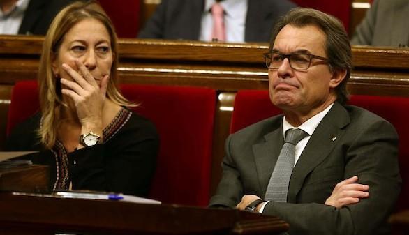 Gana el 'no' a la independencia en Cataluña