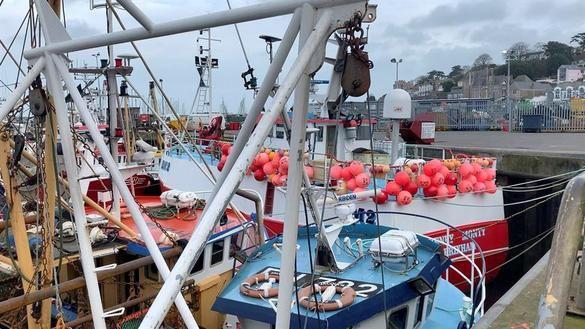 Los pescadores de la UE advierten sobre el acuerdo del Brexit: