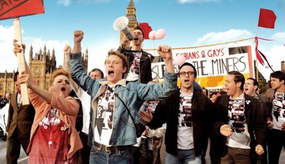 Pride: agradable mirada naif a la historia de los movimientos sociales