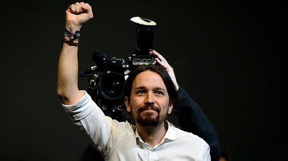 Iglesias aplaude la victoria