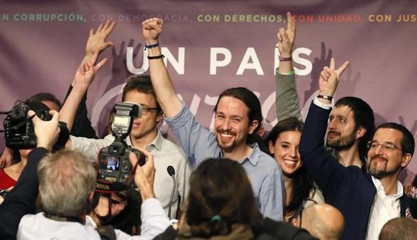 Iglesias marca su primera línea roja: la reforma Constitucional