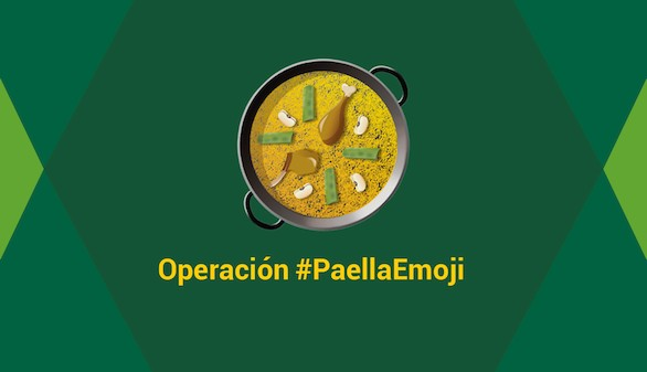 Los valencianos ganan: la paella será un 'emoji' a partir de junio