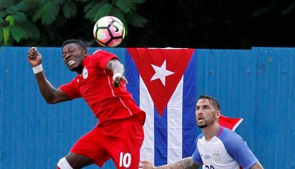 EEUU se impone a Cuba en el primer amistoso entre sus selecciones en 69 años
