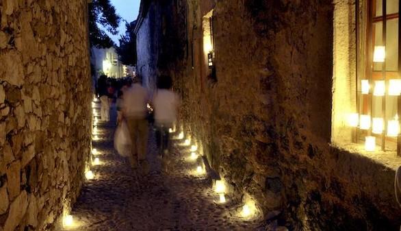 Rossini y Verdi, a la luz de las velas en la noche mágica de Pedraza