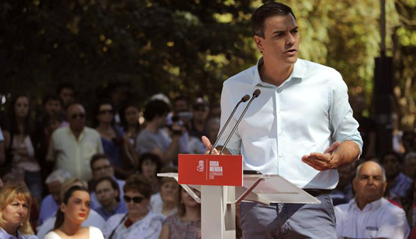 Sánchez insiste en un entendimiento Podemos-Ciudadanos