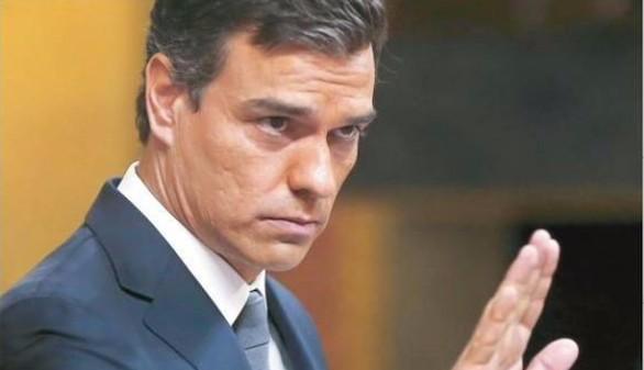 La culpa es de Sánchez