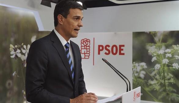 Sánchez y Rivera apoyan al Gobierno frente al