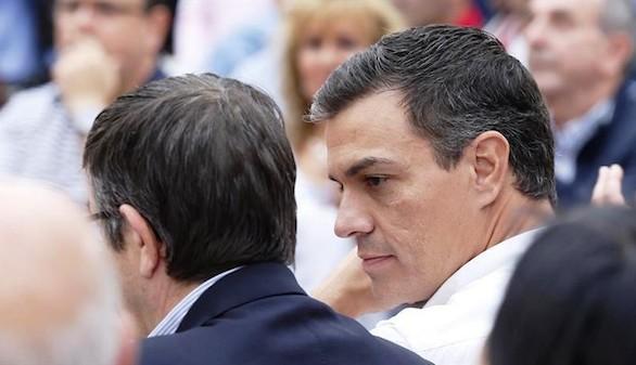 Histórico batacazo del PSOE