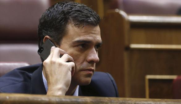 Siguiente paso: Rajoy y Sánchez se reúnen hoy en el Congreso