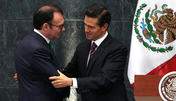 La visita de Trump desata una crisis en el Gobierno mexicano