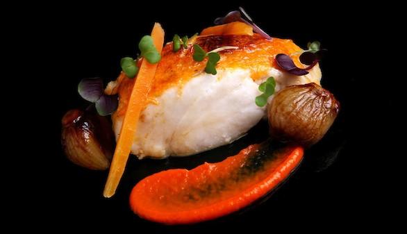 Crónica gastronómica. Un menú en homenaje a Renoir en Pedro Larumbe