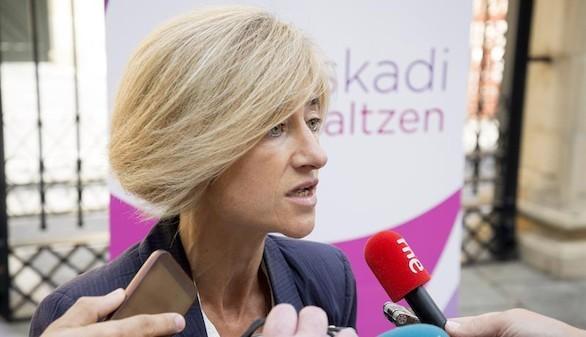 Pili Zabala, candidata a lehendakari de Podemos Euskadi