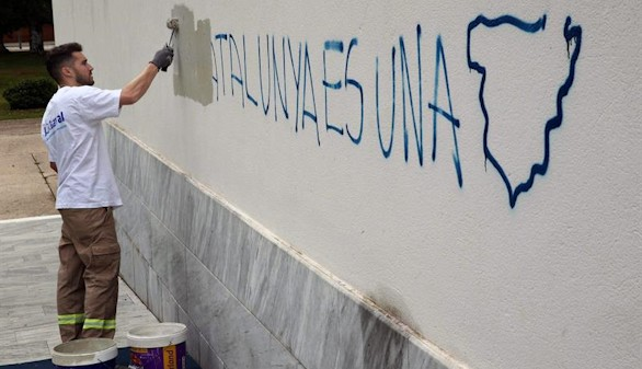 La mayoría de los catalanes no quiere la secesión