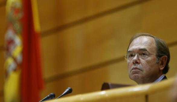 Pío García-Escudero, presidente del Senado por mayoría absoluta