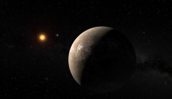 Descubren un planeta habitable en la estrella más cercana al Sistema Solar