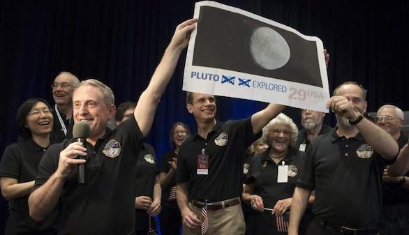 Marte, Plutón y otros secretos del espacio desvelados durante 2015