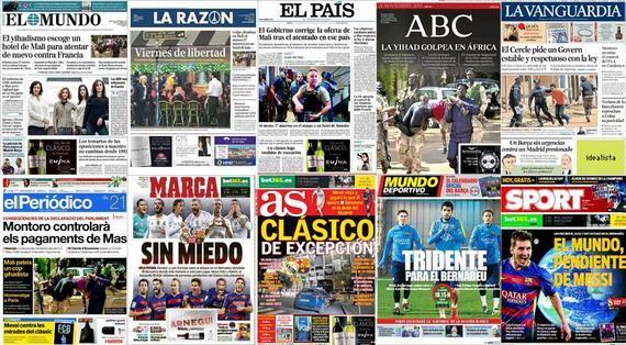 Revista de prensa. Europa se mira a las fronteras