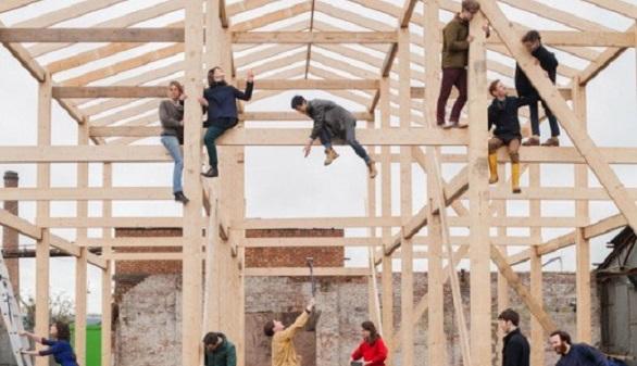 El colectivo de jóvenes arquitectos Assamble, premio Turner 2015