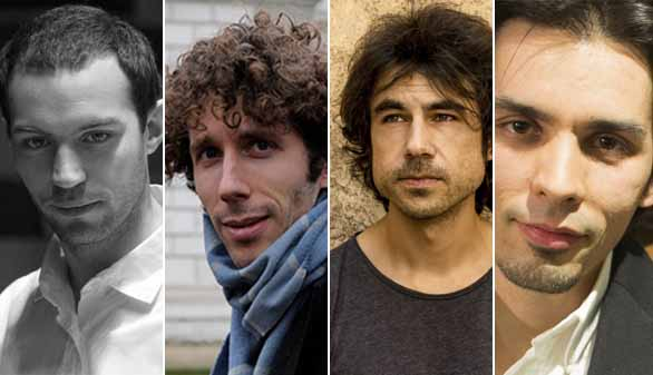 Los finalistas del Premio Jóvenes Compositores Fundación SGAE-CNDM