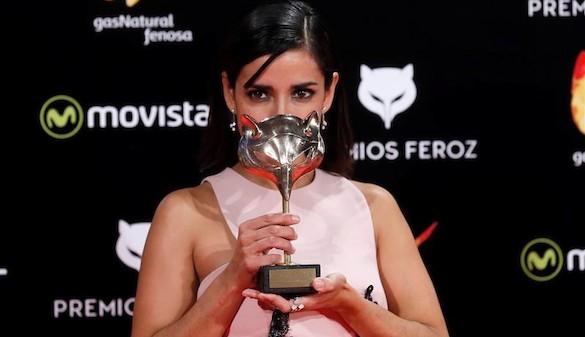 Inma Cuesta, también asidua a la televisión, recibió este año el Feroz a la mejor actriz por 'La Novia'