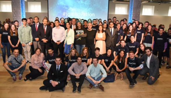 Telefónica presenta en Joinnovation sus propuestas orientadas al talento joven, la tecnología y el emprendimiento