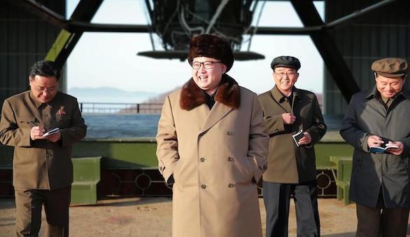 Corea del Norte dice haber probado un misil intercontinental