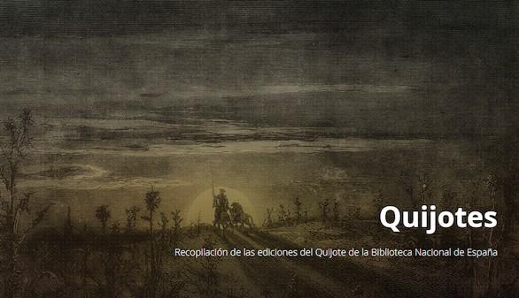 Un nuevo portal del Quijote reúne más de 3.000 ediciones en 40 lenguas