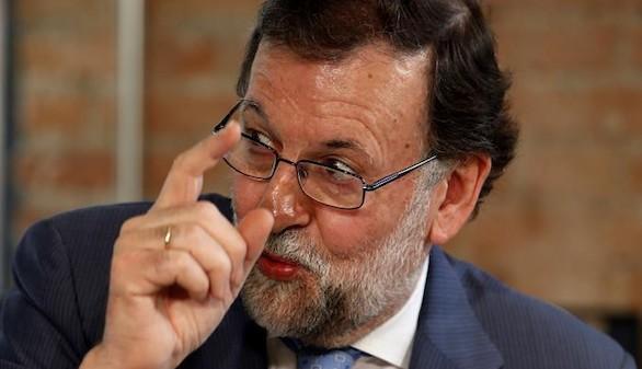 Rajoy, tras ser 'non grato':