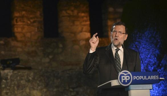 Llamamiento de Rajoy a todos los partidos por la unidad de España