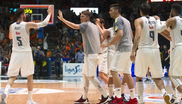 Playoffs ABC. El Real Madrid ya está en la final de la ACB
