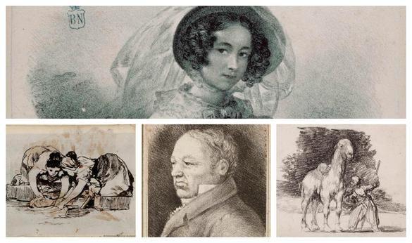 Rosario Weiss, ahijada de Goya, da el salto a la Biblioteca Nacional