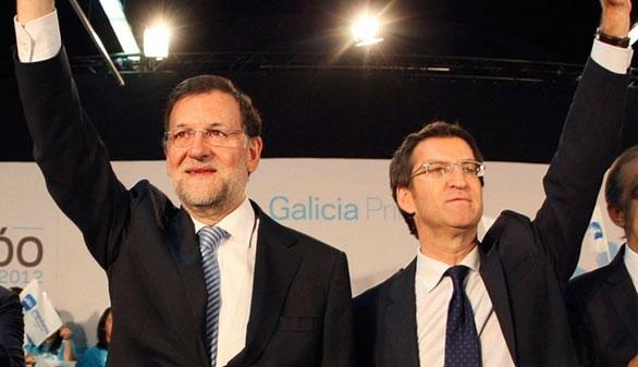 Postulan a Feijóo como posible sustituto de Rajoy tras el veto de Rivera