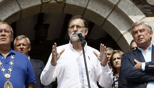 Rajoy, sobre Grecia: