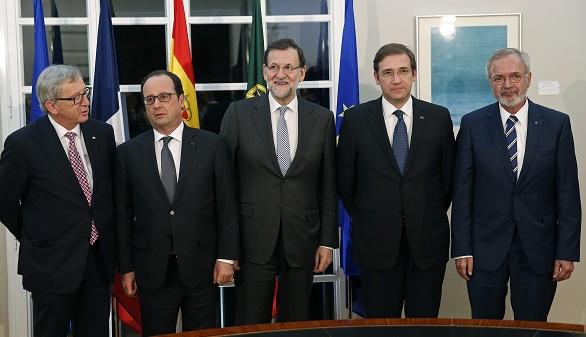 Juncker elogia el crecimiento de España pero ve el desempleo como una tarea pendiente