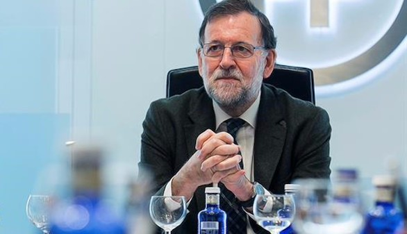 Rajoy por fin comparece en el Congreso como presidente en funciones