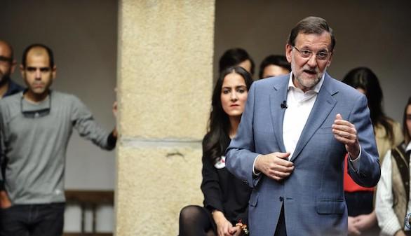 Rajoy defiende la estabilidad como la única opción